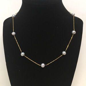 Pre❤️ 14k Pearl necklace